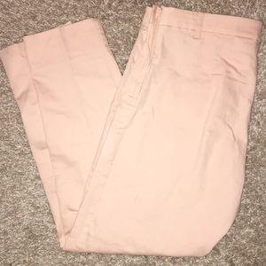 H&M pink dress pants